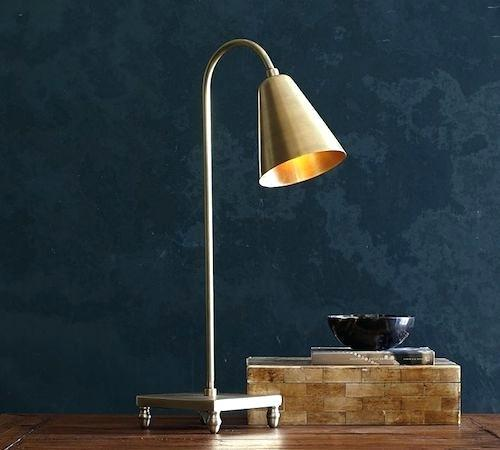 pottery barn task lighting pottery barn lily task table lamp view full size