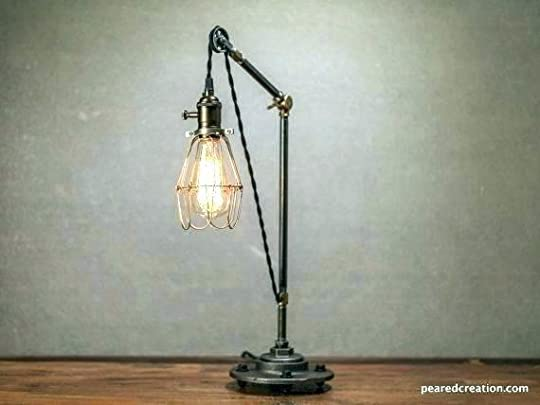 pottery barn task lighting industrial pulley floor lamp pulley table lamp full size of pottery barn pulley table lamp warren