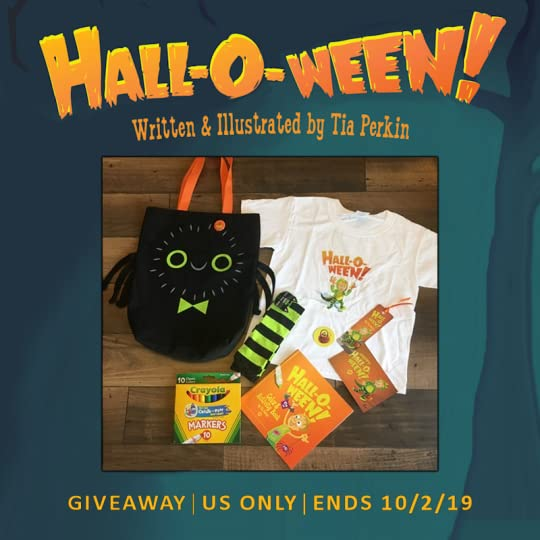 Giveaway - Hall-O-Ween!