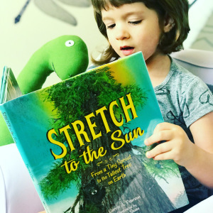 https://thebabybookwormblog.wordpress.com/2019/08/23/stretch-to-the-sun-from-a-tiny-sprout-to-the-tallest-tree-on-earth-carrie-a-pearson/