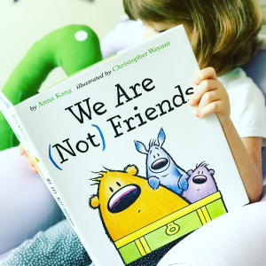 https://thebabybookwormblog.wordpress.com/2019/04/25/we-are-not-friends-anna-kang/