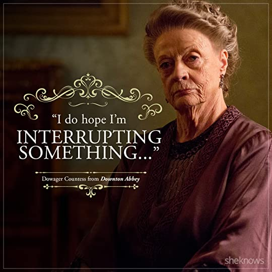 The Wit and Wisdom of Downton Abbey by Jessica Fellowes