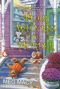 Bear Witness To Murder by Meg Macy 2