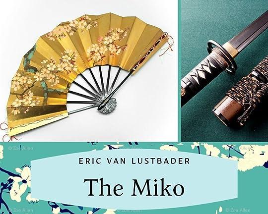 The Miko - Eric Van Lustbader