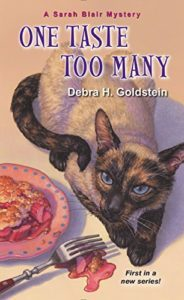 One Taste Too Many by Debra H. Goldstein