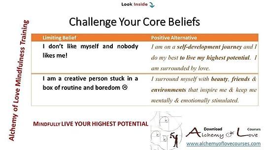 Change Core Beliefs