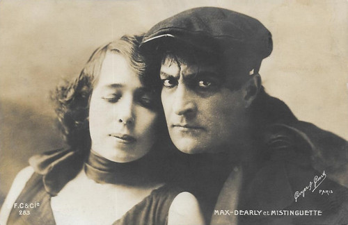 Mistinguett and Max Dearly