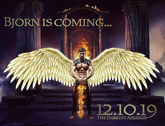 Bjorn is coming...