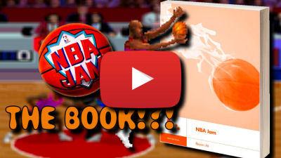 NBA Jam Boss Fight Books book review