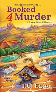 Booked 4 Murder by JC Eaton 1