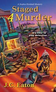 Staged 4 Murder by JC Eaton 3