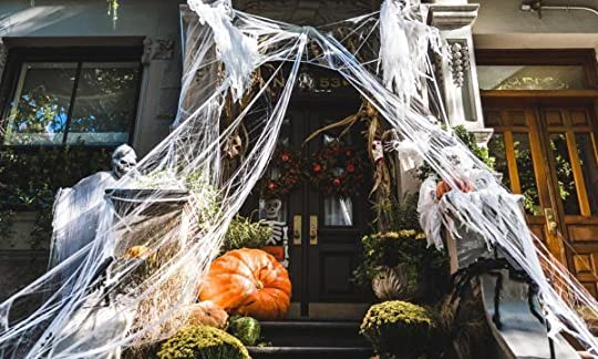 Image result for rooftop bar halloween decorations