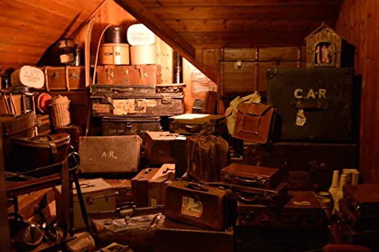Image result for 19th century cluttered attic