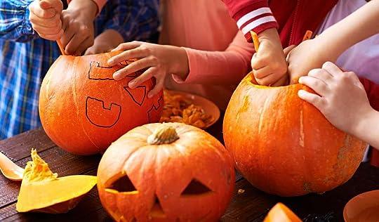 Image result for pumpkin and kids