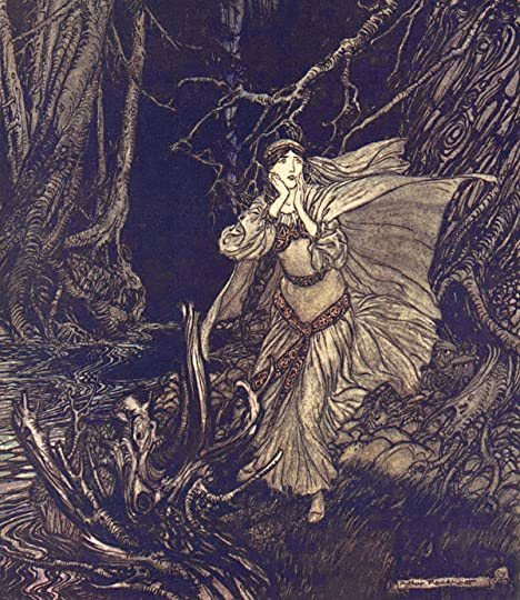 Fur Feather Tooth and Nail by Arthur Rackham