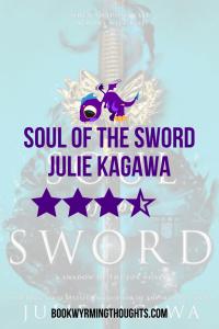 soul of the sword julie kagawa pin