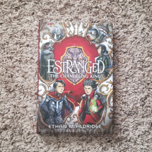 Estranged #2 The Changeling King CR