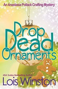 Dead Drop Ornaments by Lois Winston 7