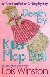 Death by Killer Mop Doll by Lois Winston 2