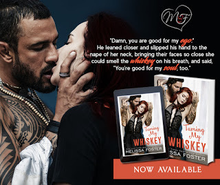 Taming My Whiskey by Melissa Foster