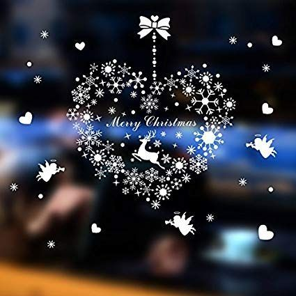 christmas heart snowflakes - Google Search
