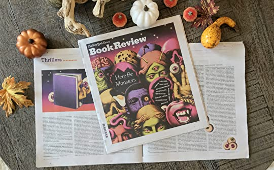 New York Times Book Review of The Stranger Inside