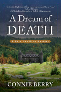 A Dream of Death by Connie Berry