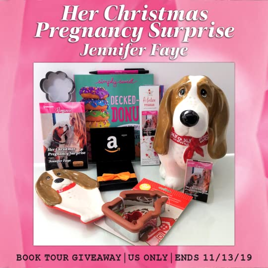 Giveaway - Her Christmas Pregnancy Surprise