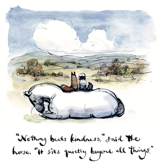 Image result for the boy the mole the fox and the horse