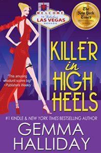 Killer in High Heels by Gemma Halliday 2