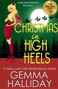 Christmas in High Heels by Gemma Halliday 3.5