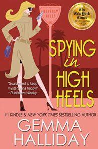 Spying in High Heels by Gemma Halliday 1