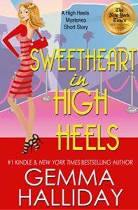 Sweetheart in High Heels by Gemma Halliday 5.75