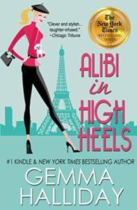 Alibi in High Heels by Gemma Halliday 4