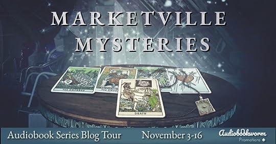 Audiobook Series Tour: Marketville Mysteries by Judy Penz Sheluk