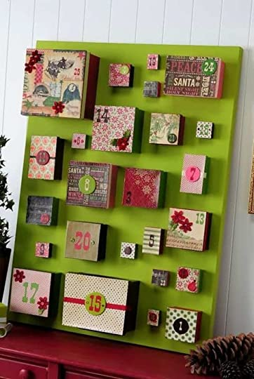 Image result for homemade adult advent calendar
