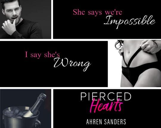 Pierced Hearts by Ahren Sanders