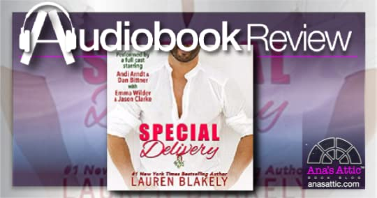 Special Delivery Review Header