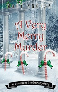 A Very Merry Murder by Mary Angela 3