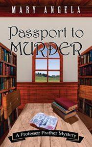Passport to Murder by Mary Angela 2