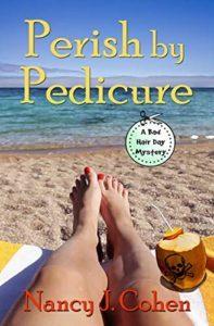 Perish by Pedicure by Nancy J Cohen 8