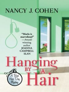 Hanging By a Hair by Nancy J Cohen 11