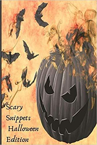 'Scary Snippets: A Halloween Microfiction Anthology' Cover
