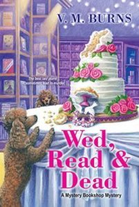 Wed, Read & Dead by VM Burns