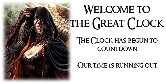 Welcome-Clock