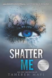 Dystopian Novel Shatter Me