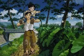 Image result for Grave of the Fireflies studio ghibli