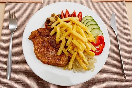 Petr Kratochvil, Food, Plates