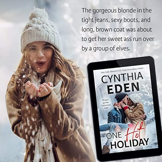 one hot holiday cynthia eden - Google Search