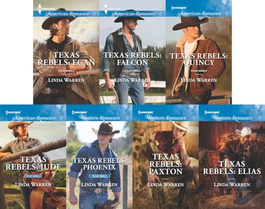 Texas Rebels Series